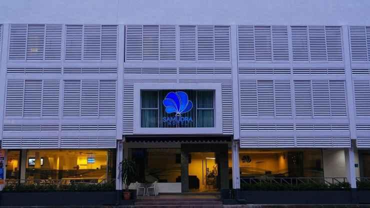 EXTERIOR_BUILDING Samudra Hotel Kuching