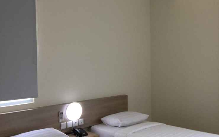 Msquare hotel  Palembang - Deluxe Twin Room Only