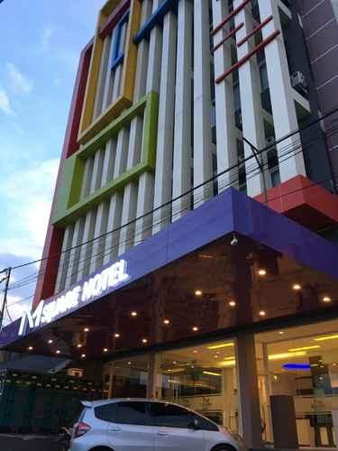 EXTERIOR_BUILDING Msquare hotel
