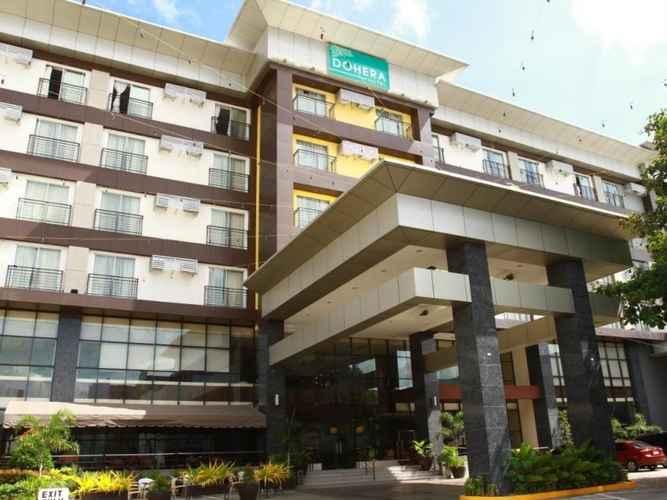 EXTERIOR_BUILDING Dohera Hotel