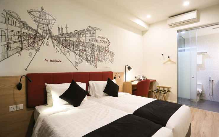 Avenue J Hotel, Central Market KL Kuala Lumpur - Deluxe Room - With Breakfast