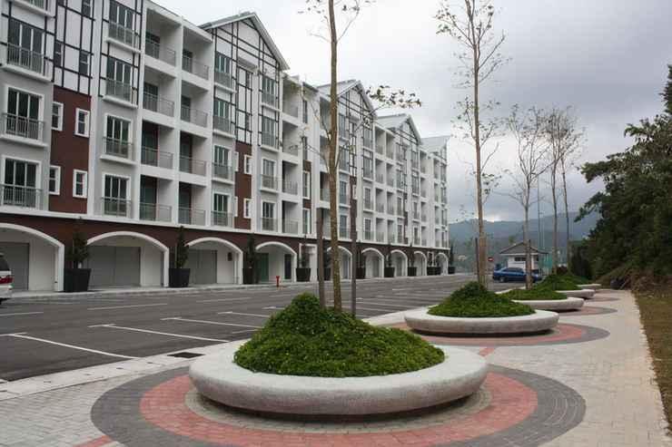 EXTERIOR_BUILDING Cameron Golden Hills Resort