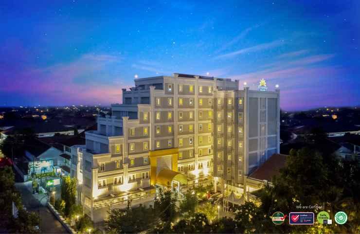 EXTERIOR_BUILDING Pesonna Hotel Malioboro Yogyakarta