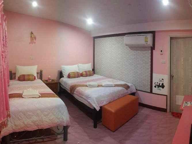 BEDROOM Baandin Resort and Restaurant