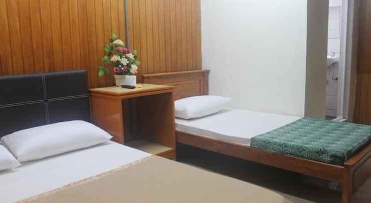 BEDROOM Ros Heritage Motel