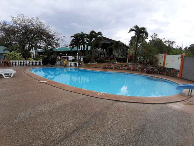 SWIMMING_POOL Hillside Resort Palawan
