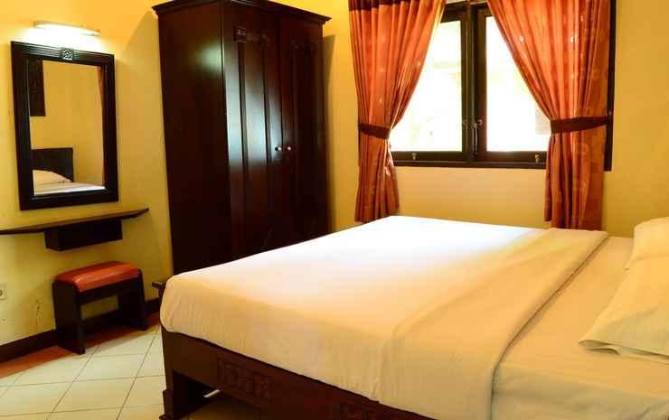 Nuansa Bali Hotel Anyer Serang - Bedugul Cottage ( Semi Sea View ) upstair / downstair