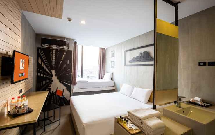 B2 South Pattaya Premier Hotel  Chonburi - Deluxe Triple Room