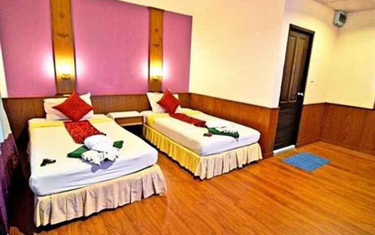 Southern Lanta Resort Krabi - Kamar Superior, pemandangan pantai