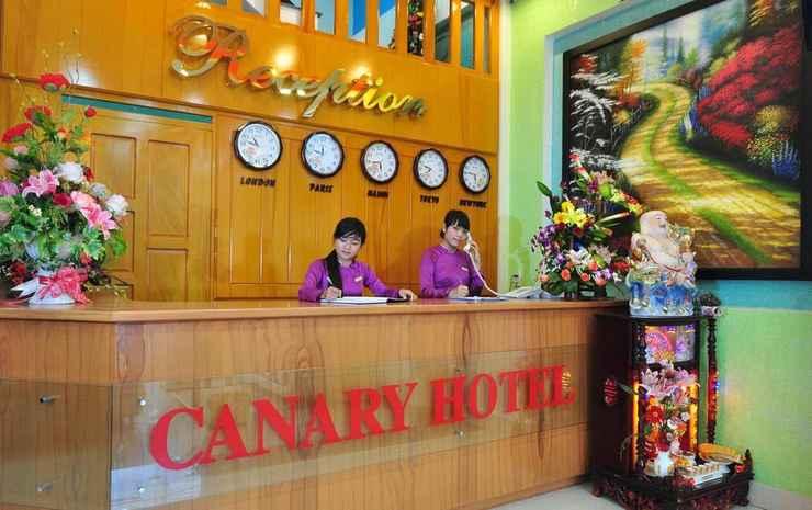 LOBBY Canary Hotel