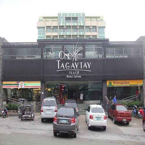 EXTERIOR_BUILDING One Tagaytay Place Private Unit - Studio