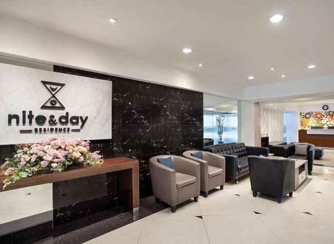 LOBBY Nite & Day Residence - Alam Sutera