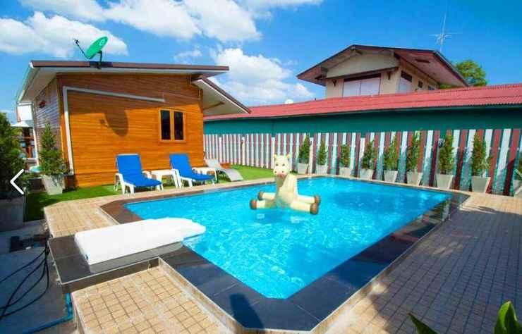 SWIMMING_POOL Kannika Resort @Bangtaboon