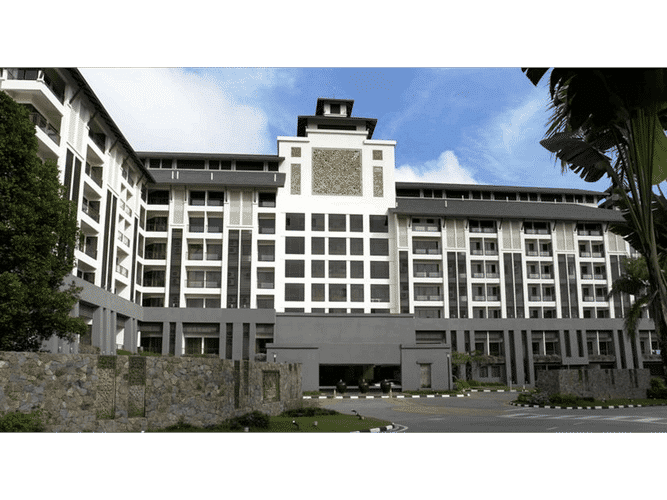 EXTERIOR_BUILDING Pulai Springs Resort