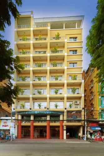 EXTERIOR_BUILDING Khách sạn Liberty Saigon Parkview