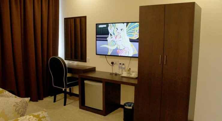 BEDROOM The View Hotel @ Segamat