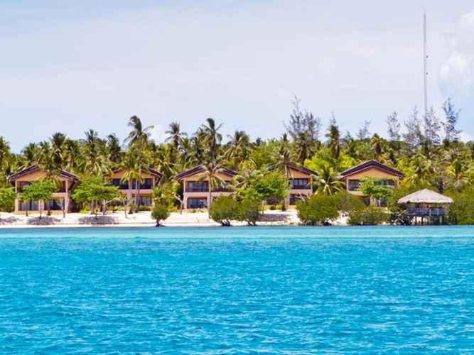 EXTERIOR_BUILDING Dos Palmas Island Resort and Spa