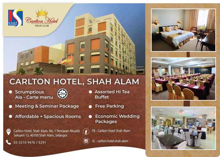 Others Carlton Holiday Hotel And Suites Shah Alam