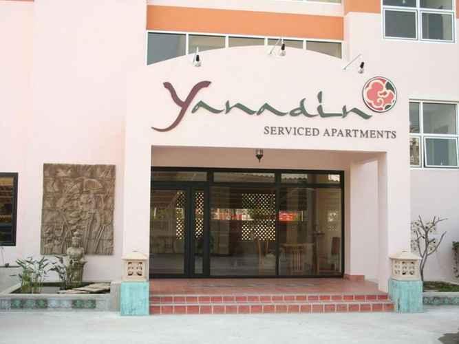 LOBBY Yanadin Serviced Apartment