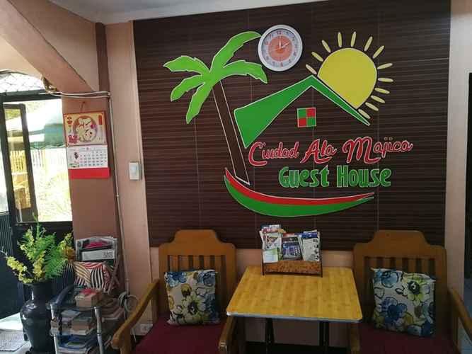 LOBBY Ciudad Ala Majica Guest House