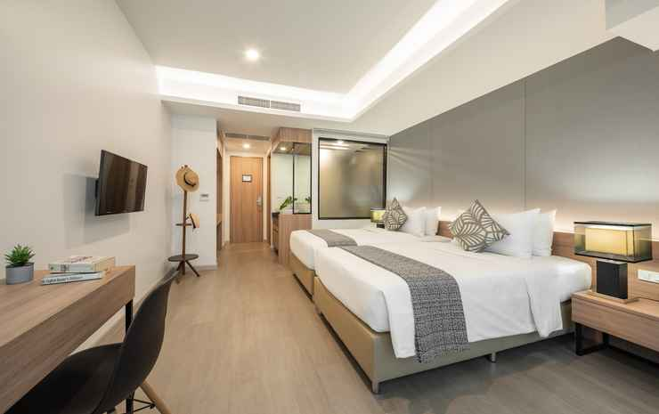 Nap In Chiangmai Chiang Mai - Deluxe Twin Room - Room Only