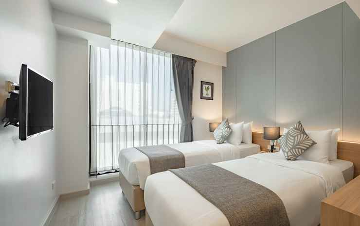 Nap In Chiangmai Chiang Mai - Superior Twin Room - Room Only
