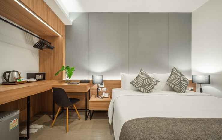 Nap In Chiangmai Chiang Mai - Standard Double Room - Room Only