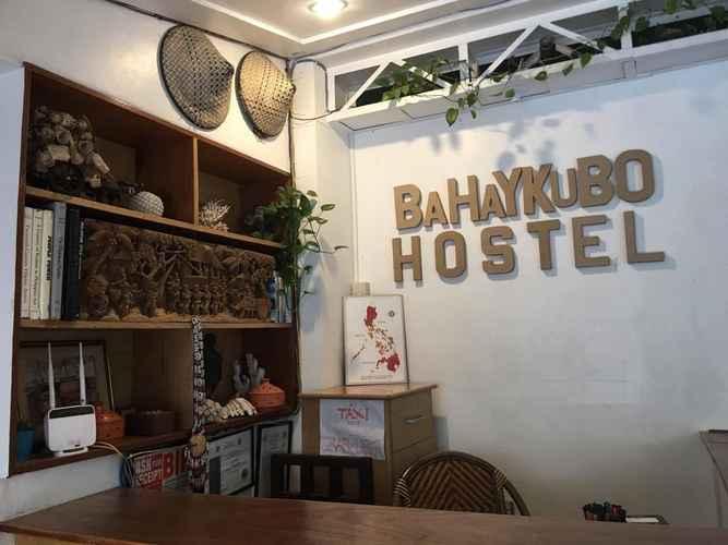 LOBBY Bahay Kubo Hostel