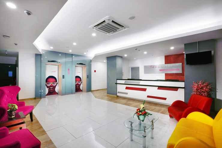 LOBBY favehotel Olo Padang