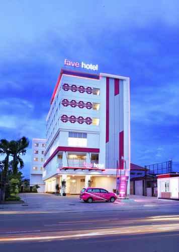 EXTERIOR_BUILDING favehotel Olo Padang