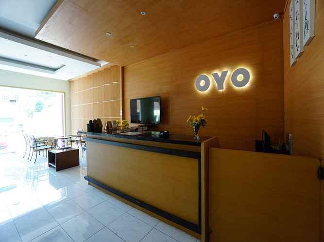 LOBBY OYO 1993 Hotel D'kanaka Riverview