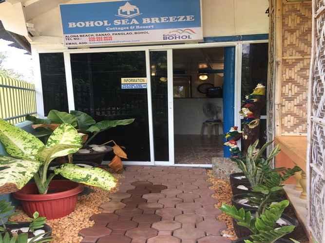 EXTERIOR_BUILDING Bohol Sea Breeze Cottages & Resort
