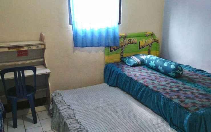 Syariah Room in Taman Kencana Bogor (RZ1) Bogor - Twin Sliding (WC Sharing, Pasangan butuh bukti nikah, check-in sblm 9 PM)