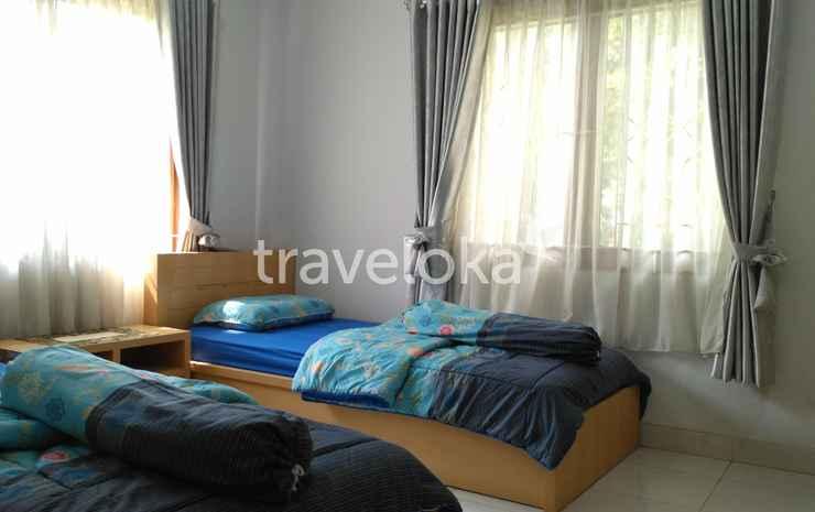 Comfortable Room near Kebun Raya Bogor (HEVEA) Bogor - Twin Bed (Pasangan butuh bukti nikah, check-in diatas jam 10 malam harus info dahulu)
