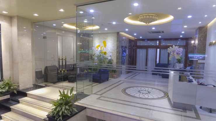 LOBBY Ambassador Saigon Hotel
