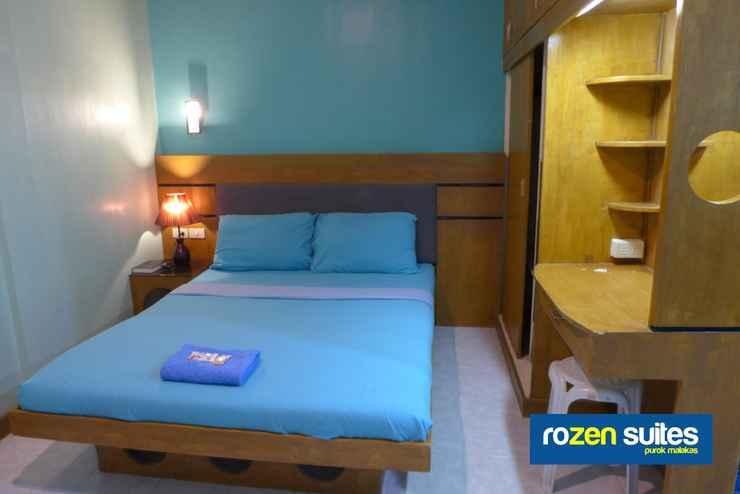 BEDROOM Rozen Suites Malakas