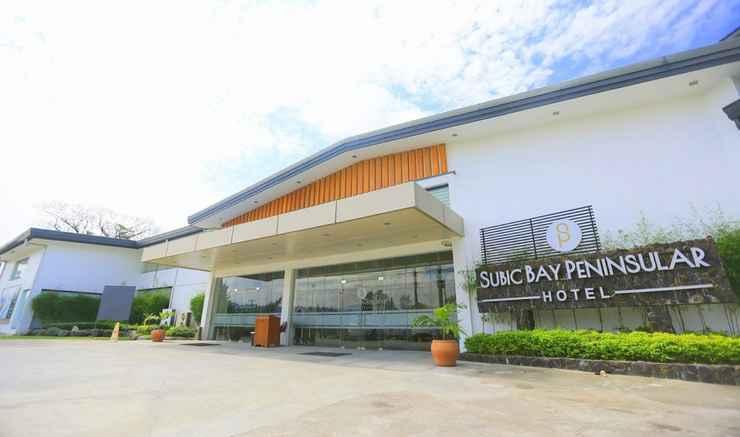 EXTERIOR_BUILDING Subic Bay Peninsular Hotel