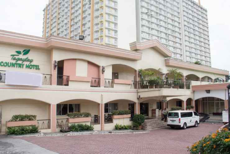 EXTERIOR_BUILDING Tagaytay Country Hotel