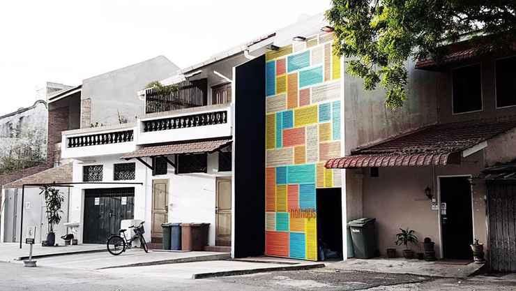 EXTERIOR_BUILDING Nomaps Hotel