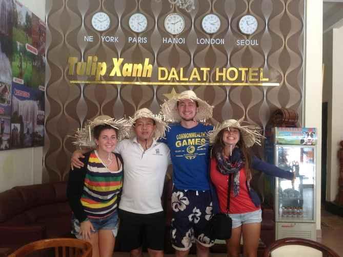 LOBBY Khách sạn Tulip Xanh