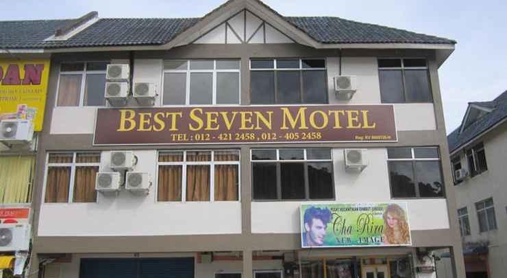 LOBBY Best Seven Motel