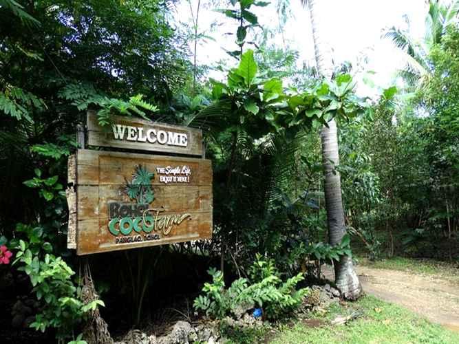 EXTERIOR_BUILDING Bohol Coco Farm Hostel