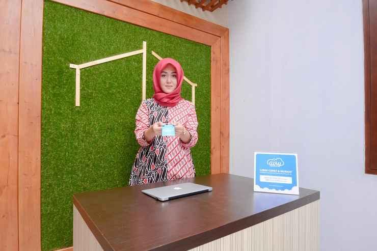 LOBBY Airy Bantul Wonocatur 12 Banguntapan Yogyakarta