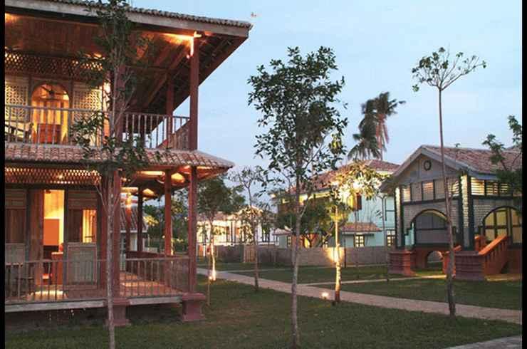 EXTERIOR_BUILDING Temple Tree Heritage Resort