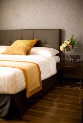 BEDROOM F1 Hotel Manila