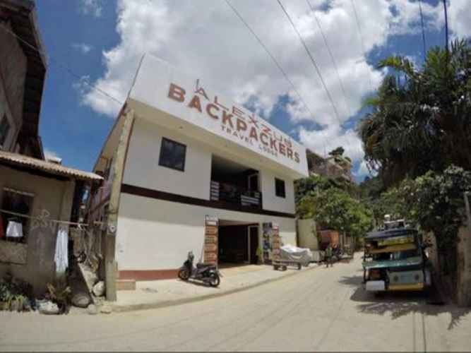 EXTERIOR_BUILDING Alexzus Backpackers Travel Lodge