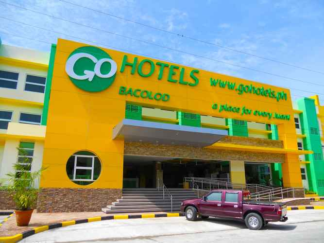 EXTERIOR_BUILDING Go Hotels Bacolod