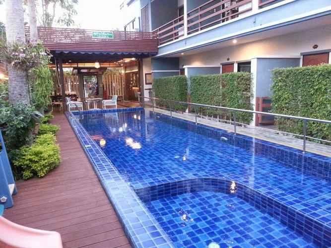 SWIMMING_POOL Baan I Un Villa