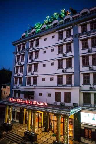 EXTERIOR_BUILDING A1 Hotel Dien Bien