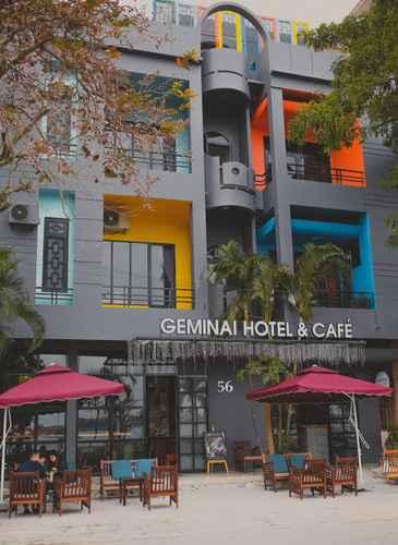 EXTERIOR_BUILDING Geminai Hotel & Cafe